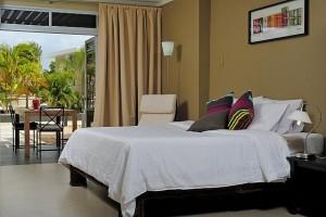 Duikvakantie Bonaire Eden Beach Resort vakantieduiker studio 2