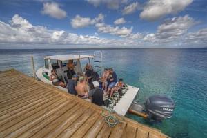 Duikvakantie Bonaire Wannadive vakantieduiker Rebel before departure
