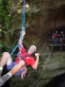 Duikvakantie Costa Rica en natuur Vakantieduiker canope tour