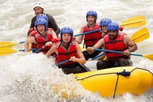 Duikvakantie Costa Rica en natuur Vakantieduiker rafting ammit