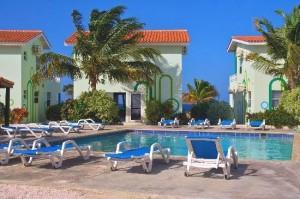 Duikvakantie Curacao Lagun Blou vakantieduiker zwembad