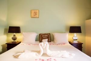 Duikvakantie Curacao Scuba Lodge Vakantieduiker slaapkamer