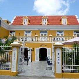 Duikvakantie Curaçao Academy Hotel - Vakantieduiker