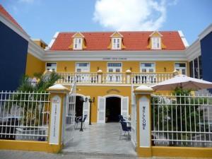 Duikvakantie Curacao academy hotel vakantieduiker 2