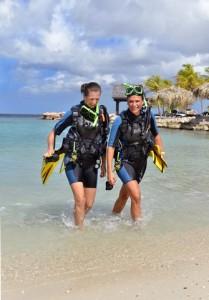Duikvakantie Curacao vakantieduiker lions dive duikers