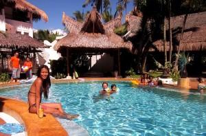 Duikvakantie Filipijnen El dorado zwembad duiken vakantieduiker