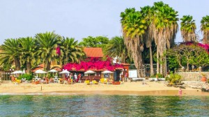 Duikvakantie Kaapverdie Hotel Odjo D'agua strand vakantieduiker