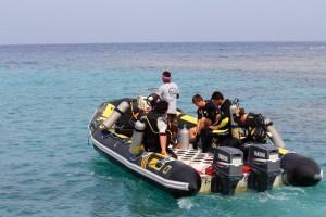 Duikvakantie Marsa Shagra vakantieduiker duikers duikboot