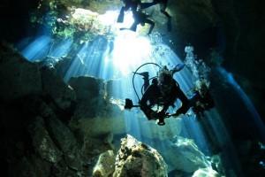 Duikvakantie Mexico duiken cenote vakantieduiker