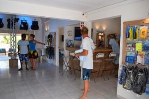 Duikvakantie bonaire Djambo vakantieduiker vip diving