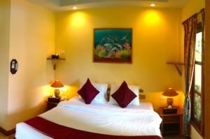 bedroom palm garden resort duikvakantie thailand phuket vakantieduiker