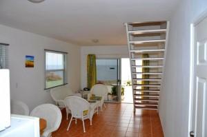 duikvakantie Curacao lagoon blou appartement