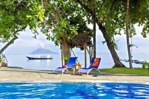 duikvakantie Murex Manado Pool vakantieduiker