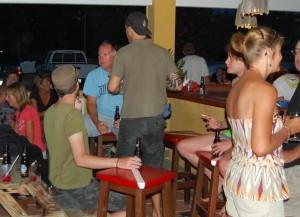 Groepsreis Duikvakantie Bonaire vakantieduiker divehut mensen