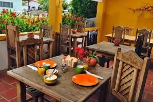 duikvakantie bonaire vakantieduiker divehut restaurant