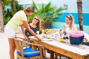 duikvakantie curacao scuba lodge vakantieduiker ontbijt