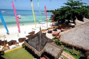 duikvakantie filipijnen malapascua uitzicht vakantieduiker