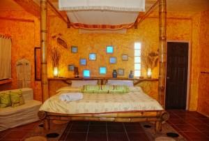 duikvakantie filipijnen malapascua voshaaien slaapkamer vakantieduiker