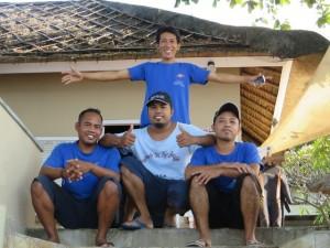 gidsen Tulamben Bali duikvakantie vakantieduiker