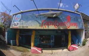 rich coast diving duikvakantie rondreis costa rica vakantieduiker duikcentrumr