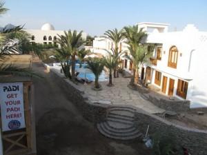Duikvakantie Egypte Dahab Vakantieduiker Diving Hotel