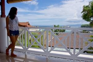 Duikvakantie Bali ok dive resort uitzicht vakantieduiker