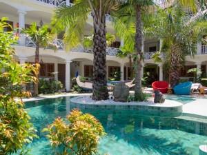 Duikvakantie Bali ok dive resort zwembad 2 vakantieduiker